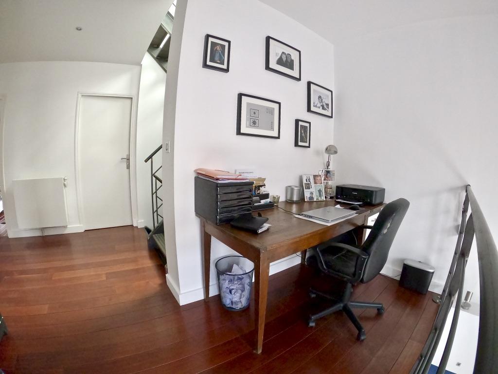 Bureau mezzanine